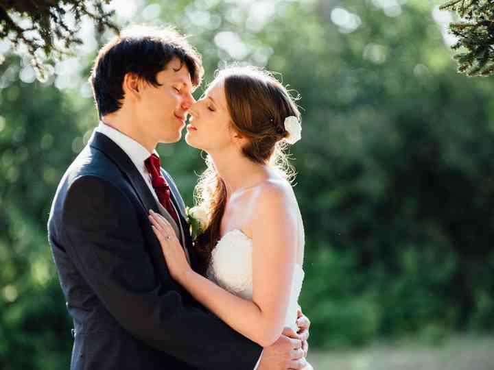Le mariage de Samantha et Thomas