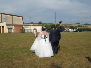 Le mariage de Clarisse et Dorian