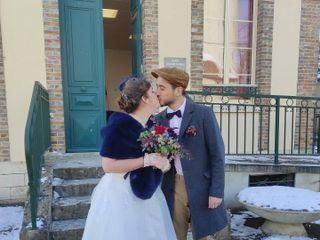 Le mariage de Laurine  et Robin