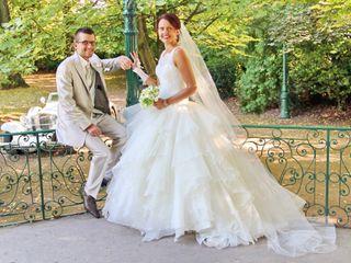 Le mariage de Marjorie et Jérémy