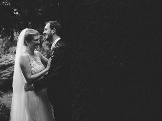 Le mariage de Zhenya et Luke