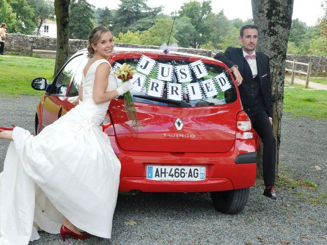Le mariage de Alexandre et Harmonie à Legé, Loire Atlantique 21
