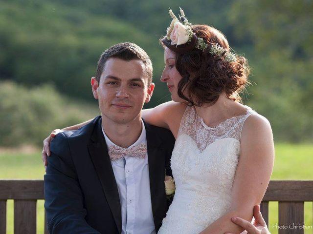 Le mariage de Mathieu et Amandine à Albignac, Corrèze 18