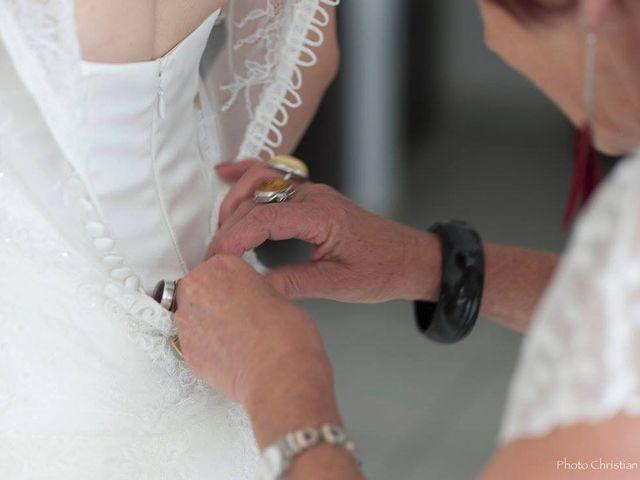 Le mariage de Mathieu et Amandine à Albignac, Corrèze 24