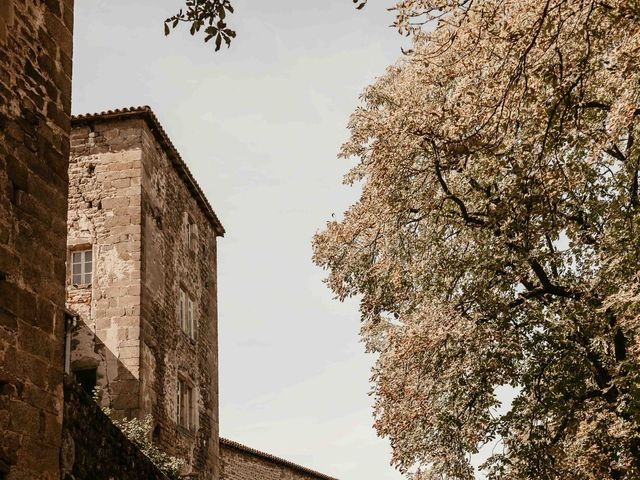 Le mariage de Noé et Marie-Claire à Saint-Romain-d'Ay, Ardèche 17