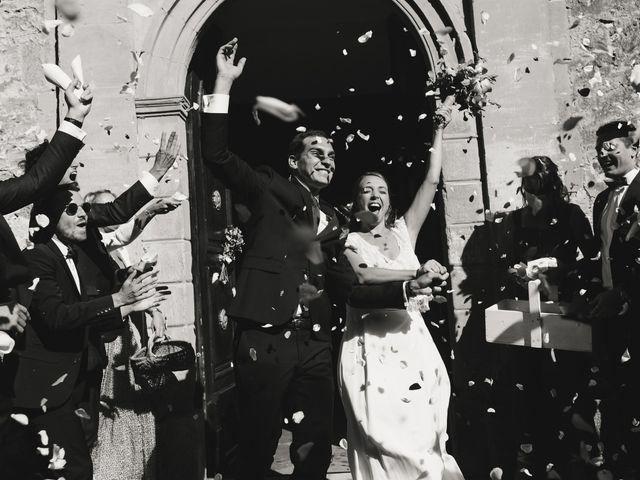Le mariage de Noé et Marie-Claire à Saint-Romain-d'Ay, Ardèche 21
