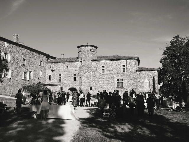 Le mariage de Noé et Marie-Claire à Saint-Romain-d'Ay, Ardèche 25
