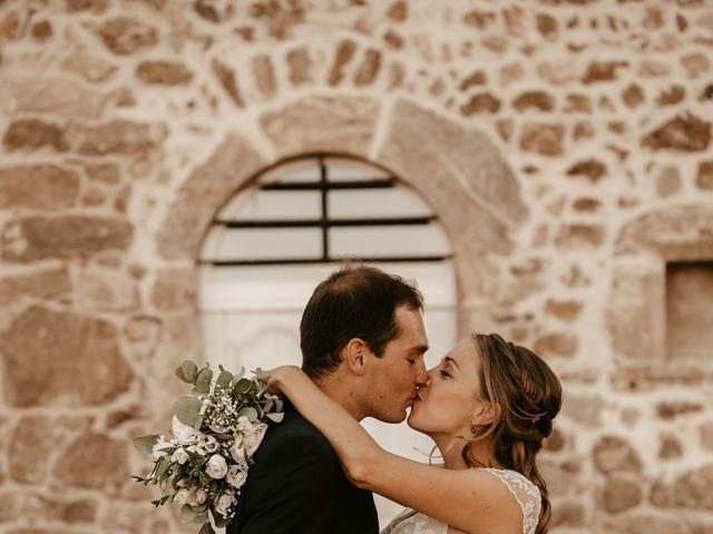 Le mariage de Noé et Marie-Claire à Saint-Romain-d'Ay, Ardèche 29