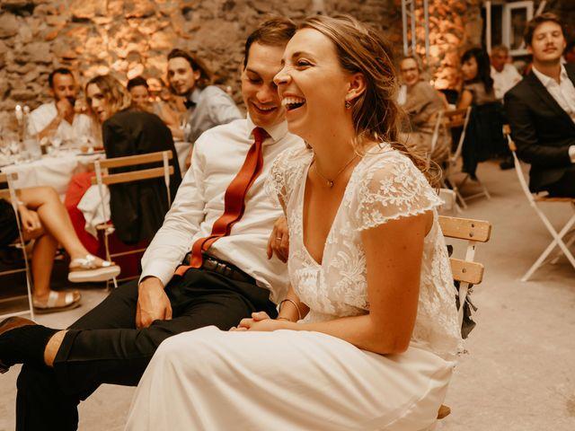 Le mariage de Noé et Marie-Claire à Saint-Romain-d'Ay, Ardèche 54