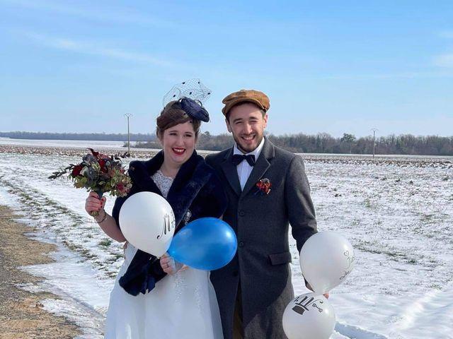 Le mariage de Robin et Laurine  à Aufferville, Seine-et-Marne 4