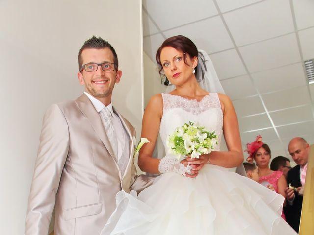 Le mariage de Jérémy et Marjorie à Annezin, Pas-de-Calais 15