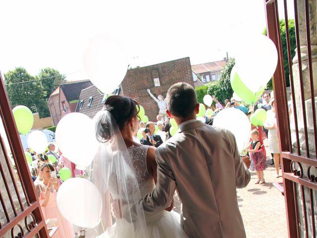 Le mariage de Jérémy et Marjorie à Annezin, Pas-de-Calais 20