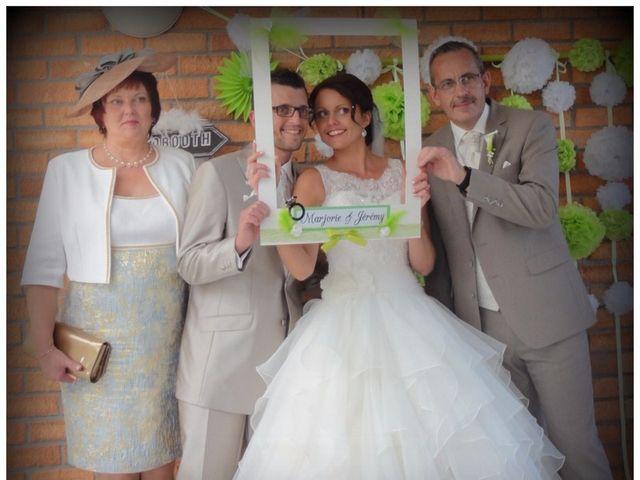 Le mariage de Jérémy et Marjorie à Annezin, Pas-de-Calais 35