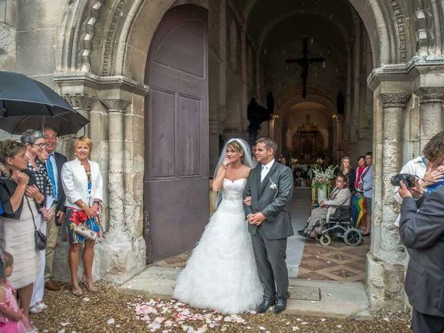 Le mariage de Frédérique et François à Le Vaudreuil, Eure 7