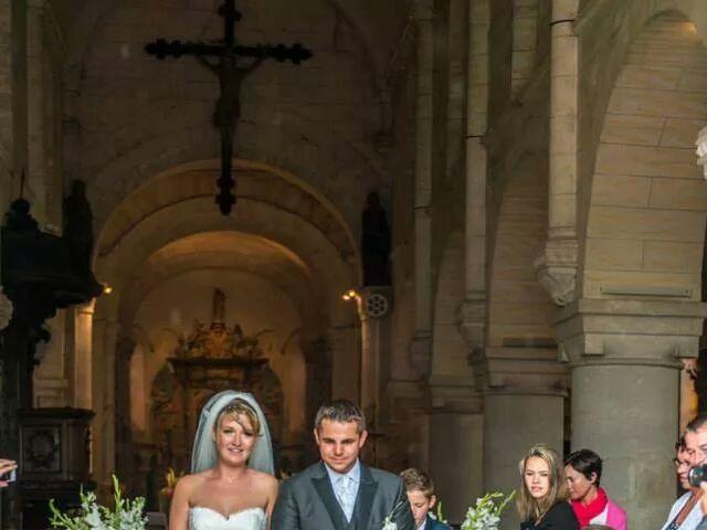 Le mariage de Frédérique et François à Le Vaudreuil, Eure 8