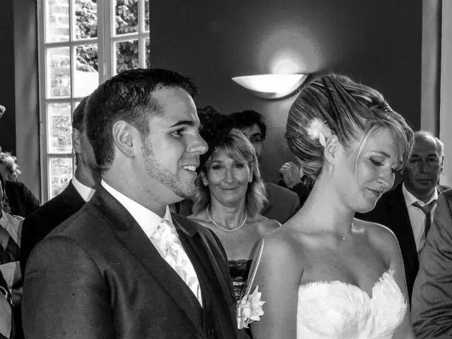 Le mariage de Frédérique et François à Le Vaudreuil, Eure 9