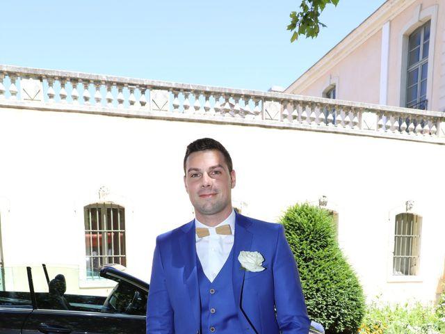 Le mariage de Julien et Sophie à Alès, Gard 8