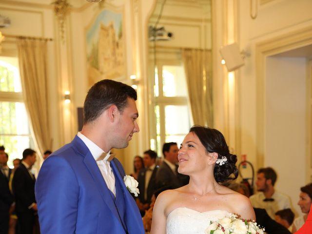 Le mariage de Julien et Sophie à Alès, Gard 10