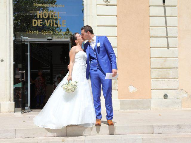 Le mariage de Julien et Sophie à Alès, Gard 12