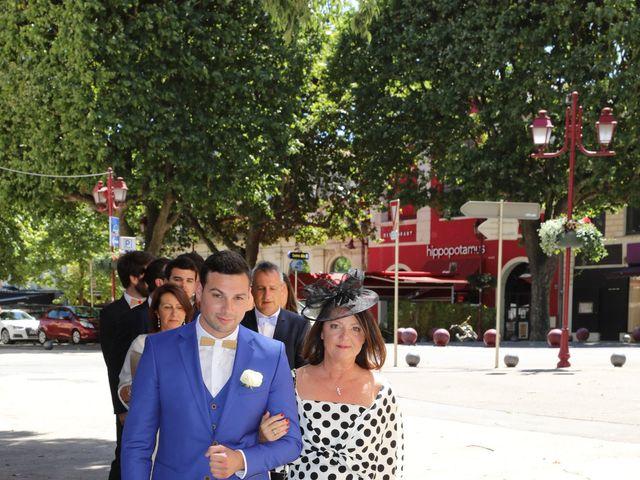 Le mariage de Julien et Sophie à Alès, Gard 13