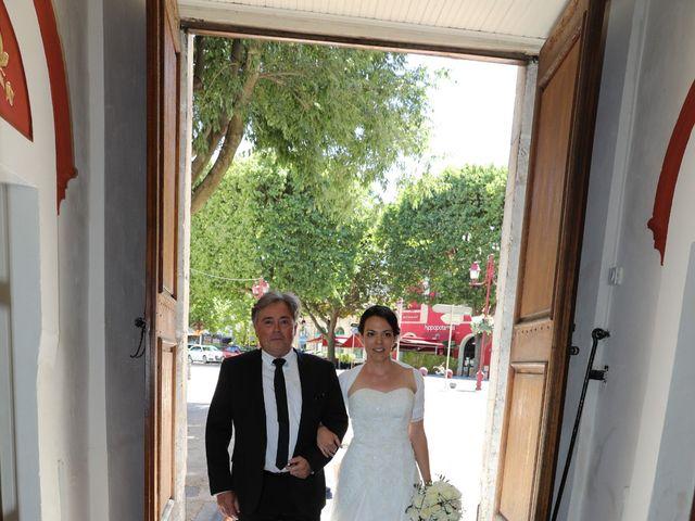 Le mariage de Julien et Sophie à Alès, Gard 14