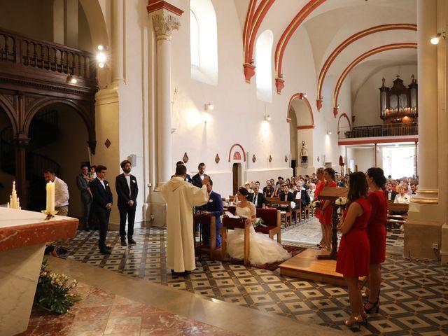 Le mariage de Julien et Sophie à Alès, Gard 17
