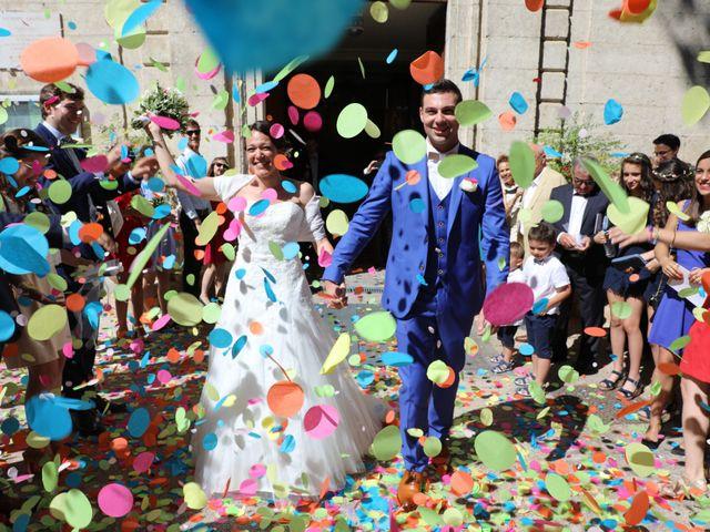 Le mariage de Julien et Sophie à Alès, Gard 19