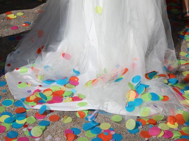 Le mariage de Julien et Sophie à Alès, Gard 20
