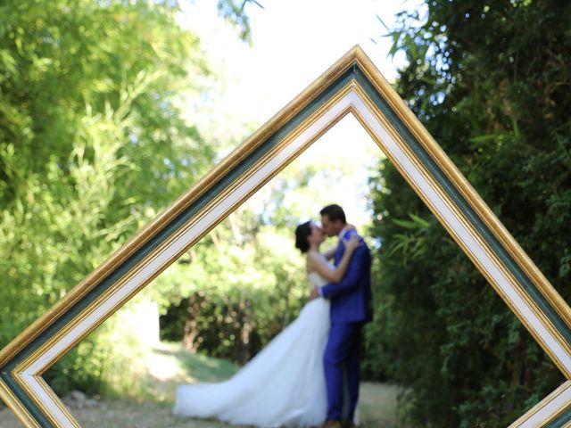 Le mariage de Julien et Sophie à Alès, Gard 31