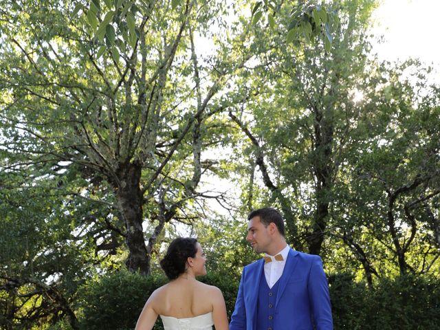 Le mariage de Julien et Sophie à Alès, Gard 32