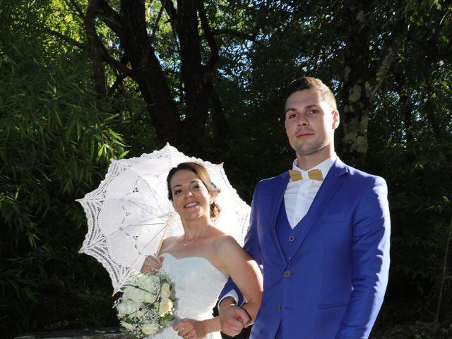 Le mariage de Julien et Sophie à Alès, Gard 34