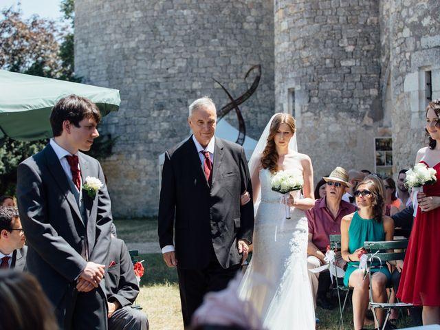 Le mariage de Thomas et Samantha à Senouillac, Tarn 63