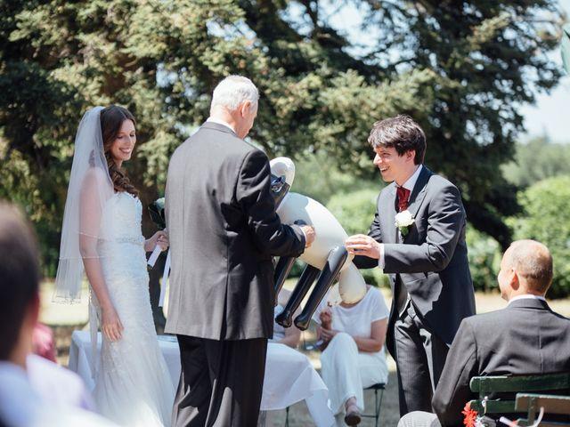 Le mariage de Thomas et Samantha à Senouillac, Tarn 66