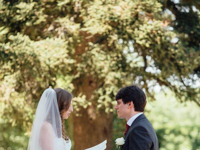 Le mariage de Thomas et Samantha à Senouillac, Tarn 81