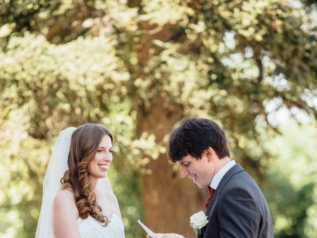Le mariage de Thomas et Samantha à Senouillac, Tarn 83