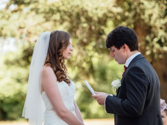 Le mariage de Thomas et Samantha à Senouillac, Tarn 84