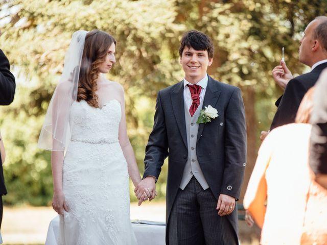 Le mariage de Thomas et Samantha à Senouillac, Tarn 98