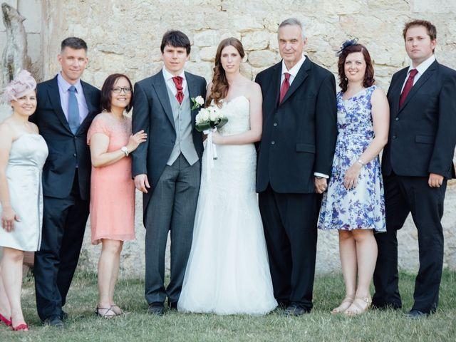 Le mariage de Thomas et Samantha à Senouillac, Tarn 137