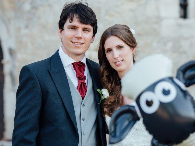 Le mariage de Thomas et Samantha à Senouillac, Tarn 154