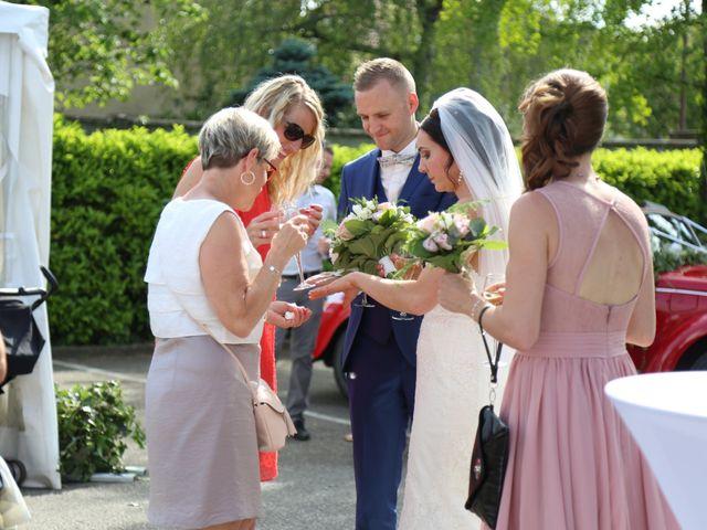 Le mariage de Guillaume et Jessica à Houssen, Haut Rhin 16