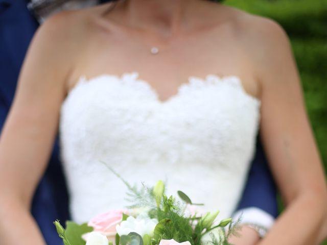 Le mariage de Guillaume et Jessica à Houssen, Haut Rhin 30