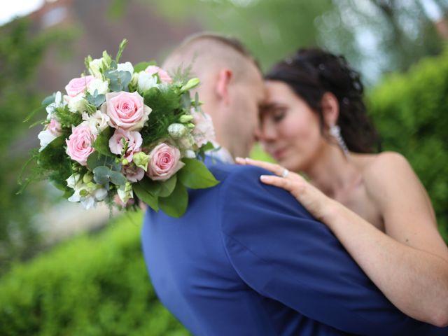 Le mariage de Guillaume et Jessica à Houssen, Haut Rhin 1