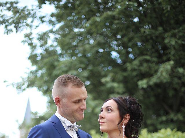 Le mariage de Guillaume et Jessica à Houssen, Haut Rhin 2