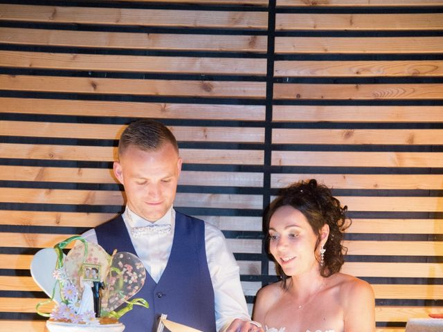 Le mariage de Guillaume et Jessica à Houssen, Haut Rhin 39