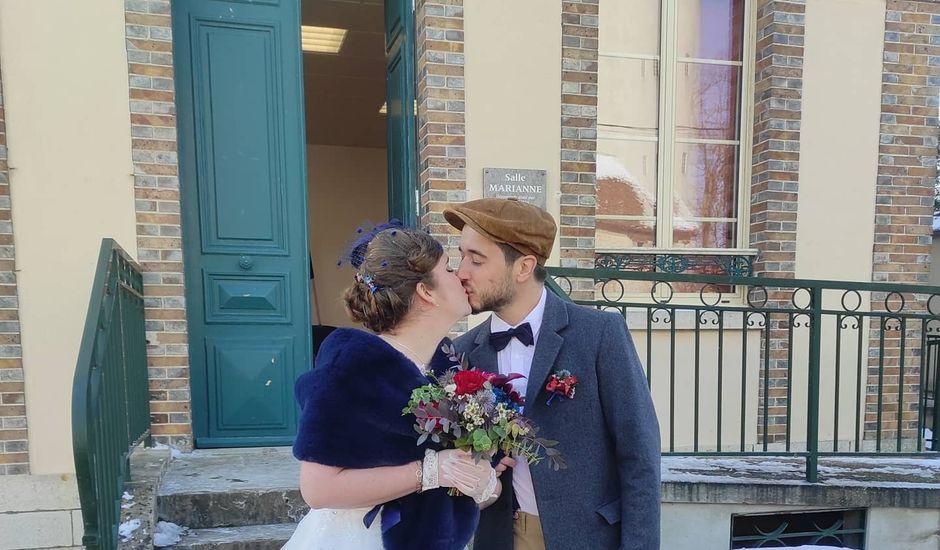 Le mariage de Robin et Laurine  à Aufferville, Seine-et-Marne