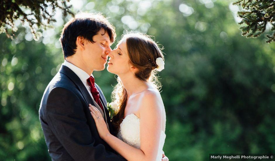 Le mariage de Thomas et Samantha à Senouillac, Tarn