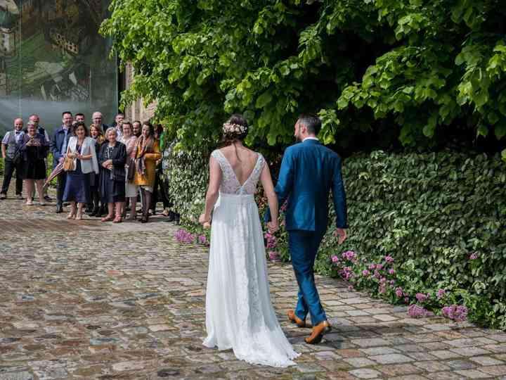 Le mariage de Lucie et Yoann