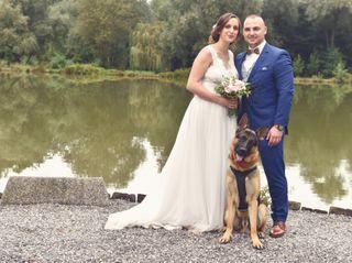 Le mariage de Manuella et Dany