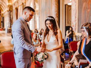 Le mariage de Sarah et Charly