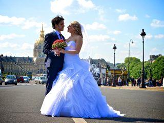 Le mariage de Charles et Léa
